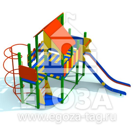 Изображение Детский игровой комплекс 0213