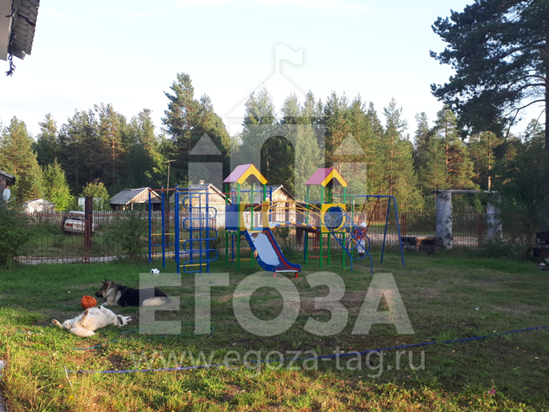 Изображение Детский игровой комплекс 0216