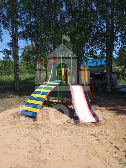 Изображение Детский игровой комплекс 0229