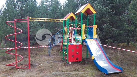 Изображение Детский игровой комплекс 0233