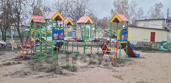 Изображение Детский игровой комплекс 0242