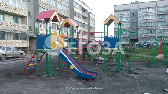 Изображение Детский игровой комплекс 0235