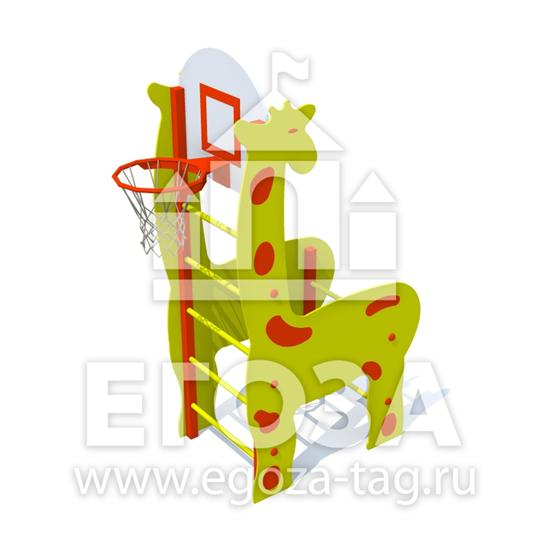 Изображение Жираф с кольцом 0436