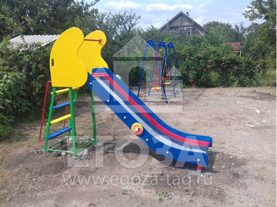 """Горка детская """"Антивандальная"""" 0701"""