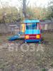 """Горка детская """"Машинка"""" 0705"""
