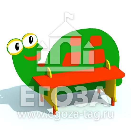 """Изображение Скамья """"Черепаха"""" 1212"""