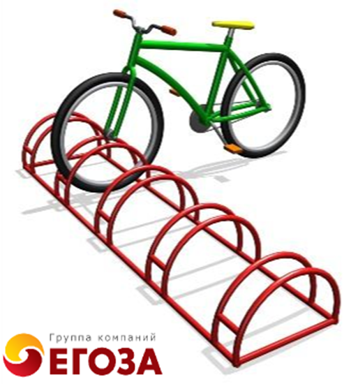 Велопарковка В-1