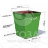 Изображение Контейнер для мусора 1 м.куб.