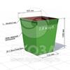 Изображение Контейнер для мусора 0,8 м.куб.