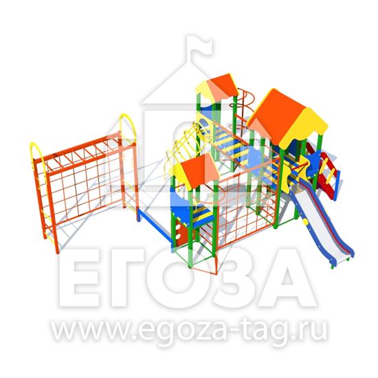 Изображение Детский игровой комплекс 0210