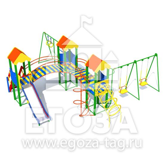 Изображение Детский игровой комплекс 0215