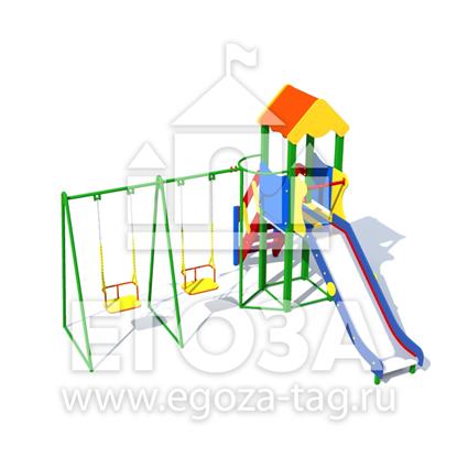 Изображение Детский игровой комплекс 0221