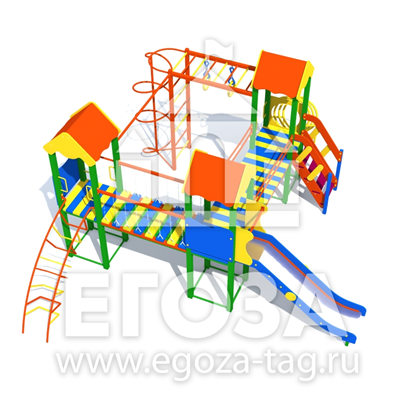 Изображение Детский игровой комплекс 0222