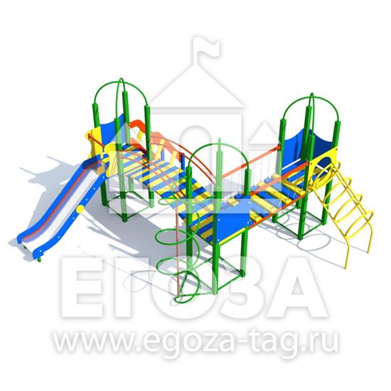 Изображение Детский игровой комплекс 0231