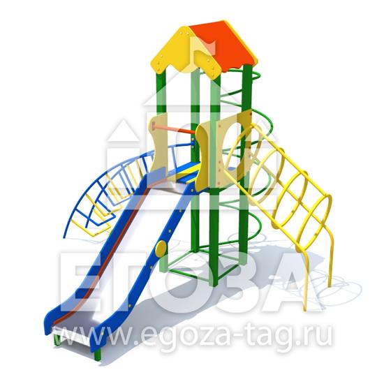 Изображение Детский игровой комплекс 0234