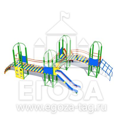 Изображение Детский игровой комплекс 0236